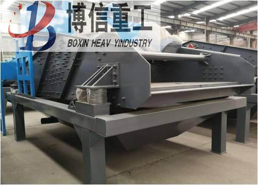 BX1836-2000细砂回收机单台发货清单